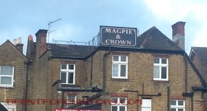 Magpie and Crown