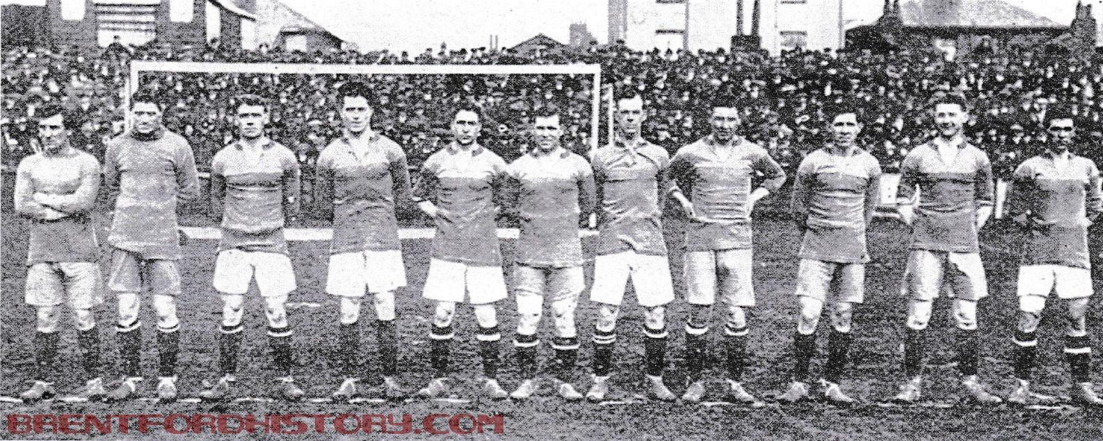 Brentford FC 1919 team