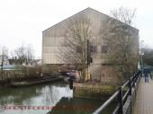 Jupps Overhanging Warehouse