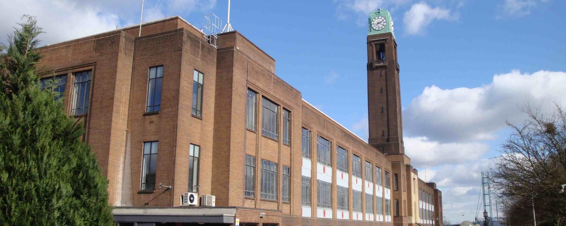 Gillette Factory