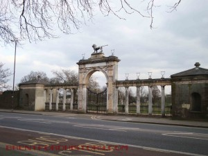 Lion Gate, Syon House