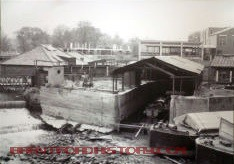 Staffordshire Wharf, Dr Johnson's Island