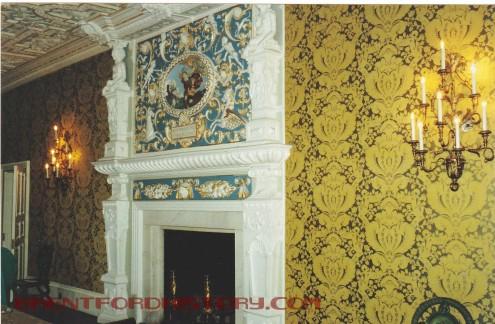 Boston Manor House interior