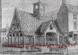 Original Market House c1826