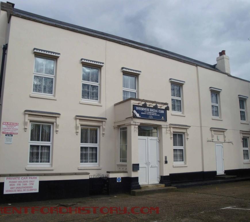 Inverness Lodge