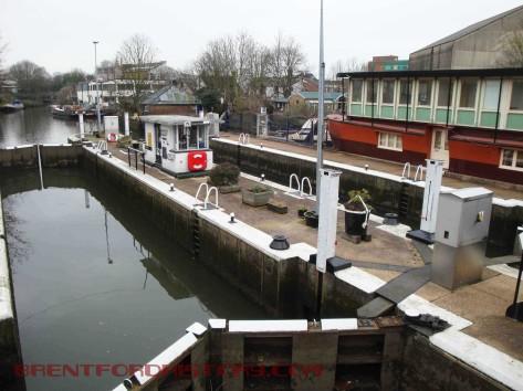 Thames Lock