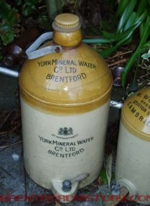York Mineral Water Co Ltd, Brentford