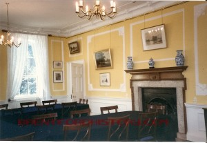 Boston Manor House front room