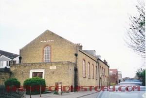 Baptist Chapel, North Road