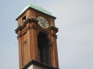 Jullion Clock, Magistrates' Court