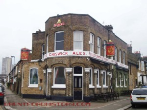The Griffin, Brook Road South
