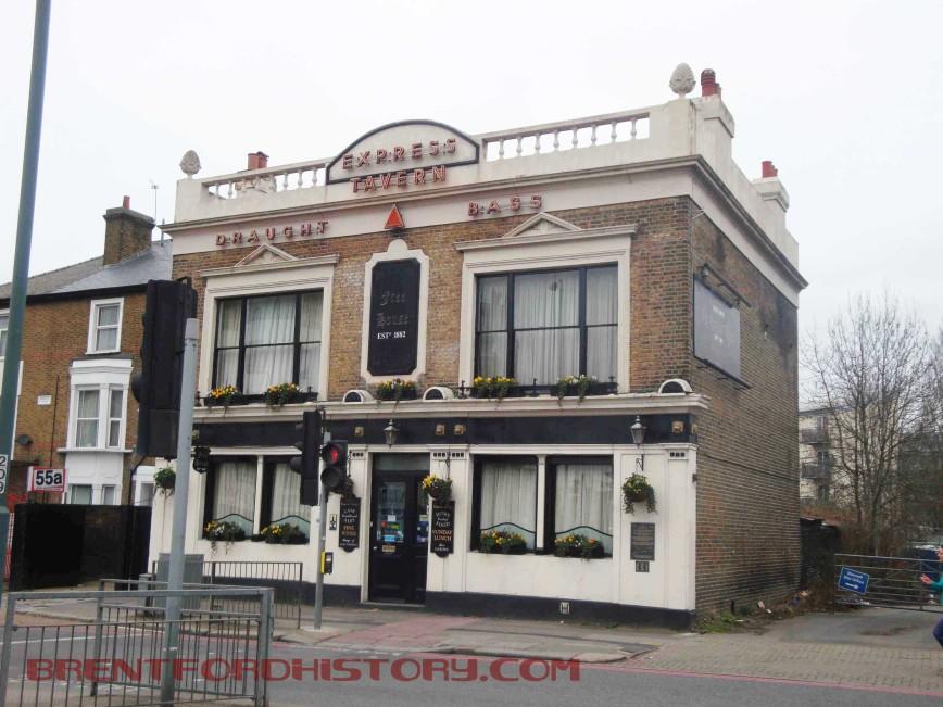 The Express Tavern