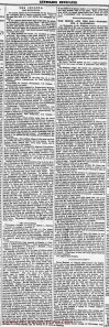 November 6 1853, Reynolds Newspaper