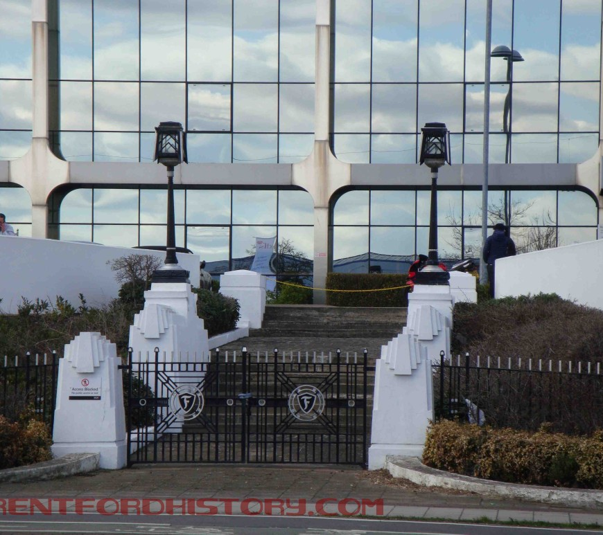 Firestone Gates
