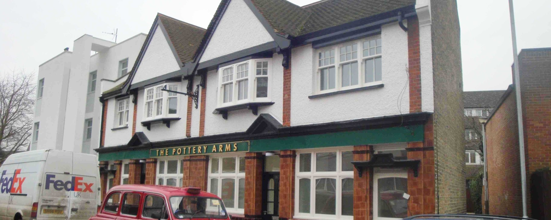 The Pottery Arms