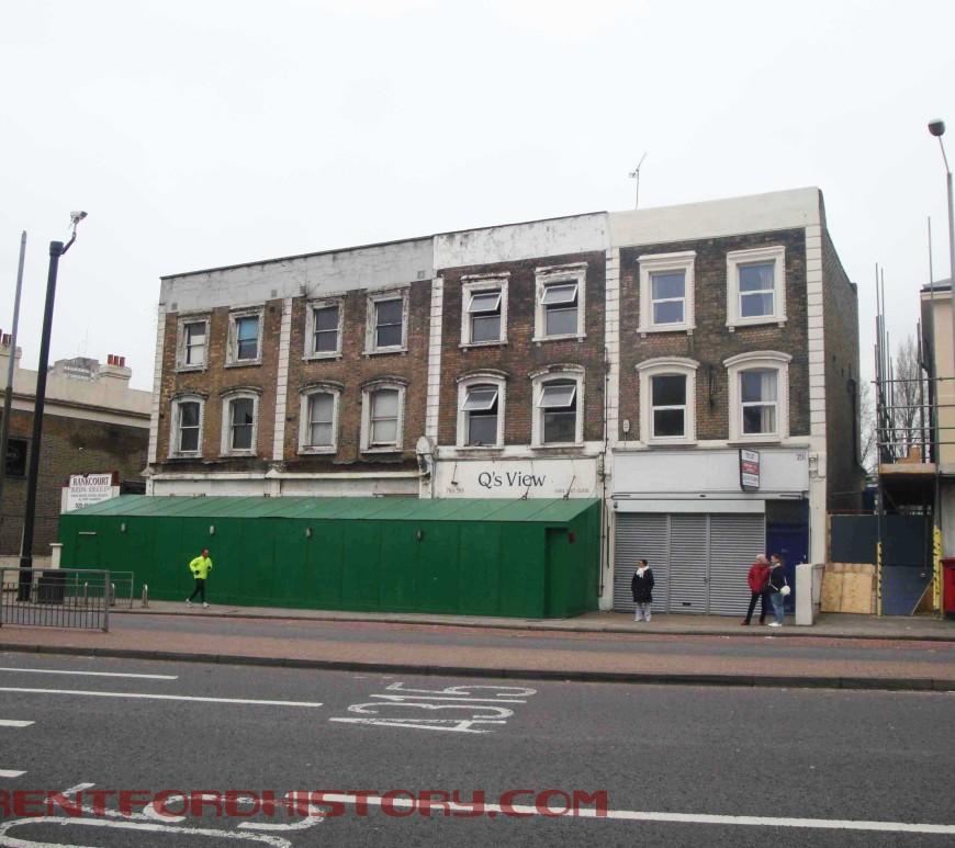 Kew Terrace, 57-60 Kew Bridge Road