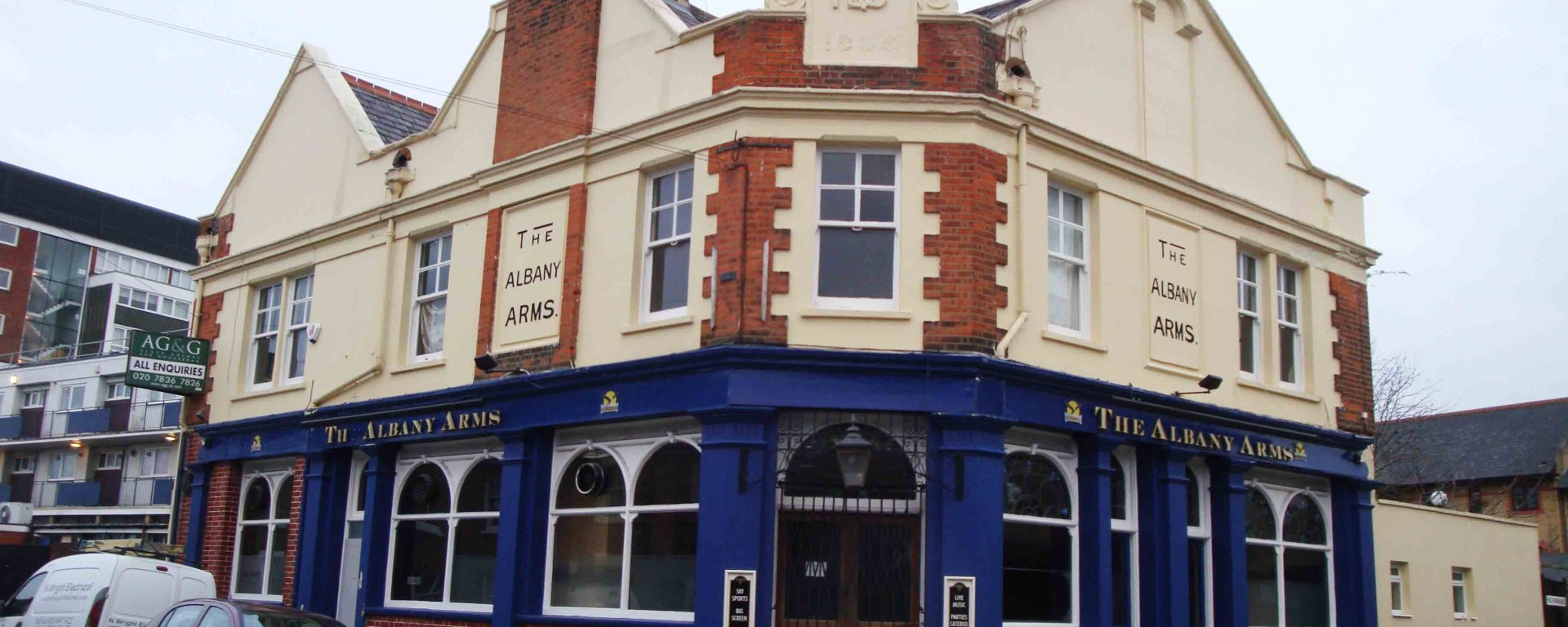 The Albany Arms