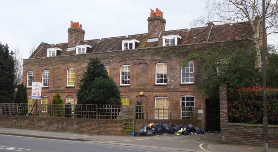 Park Cottages, 191-199 London Road