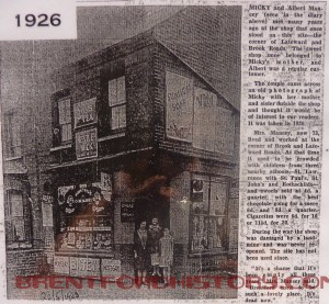 Sweet Shop, 38 Brook Road South