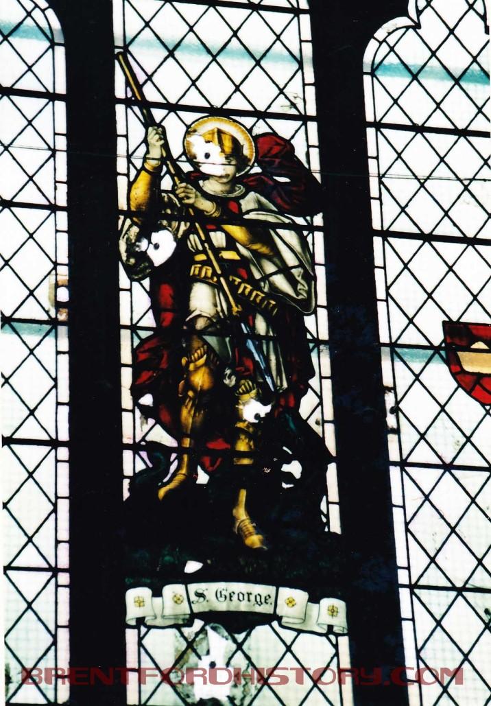 St George window
