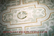Boston Manor House Ceiling Visus