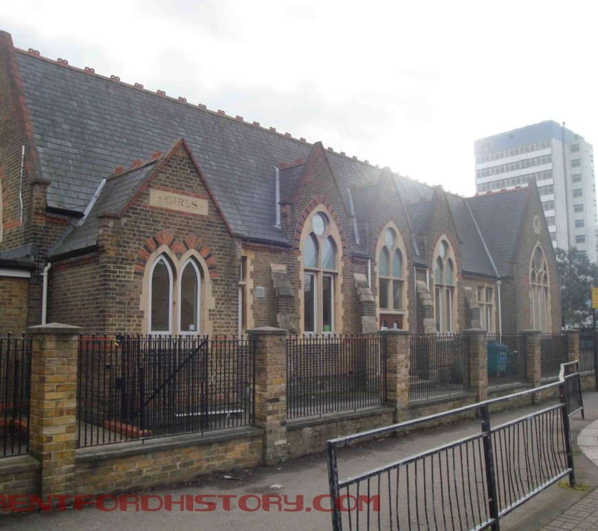 St Paul's Church of England Primary School