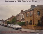 38 Brook Road South in the present